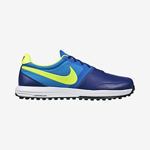 Mens Golf Shoes Idea | Nike Golf Mens Lunar Mont Royal High Performance  Golf ShoeDeep Royal