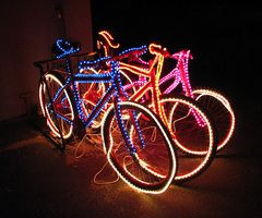 perfect bikes for burning man