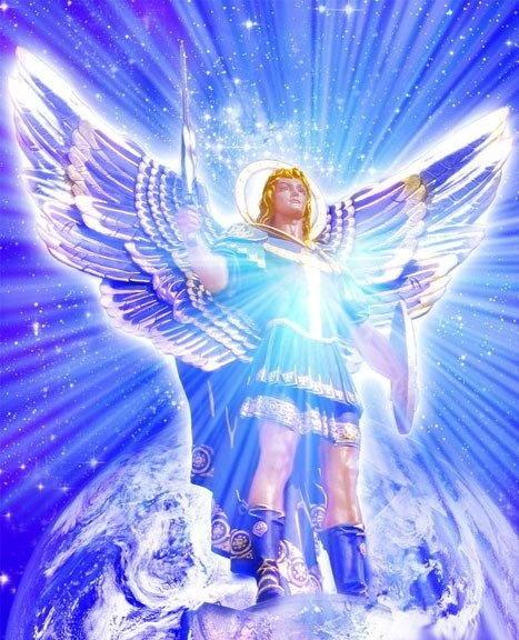 Archangel Michael - Gostei muito desta imagem
