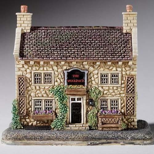 Lilliput Lane - Emmerdale - The Woolpack - L3538 - £29.95
