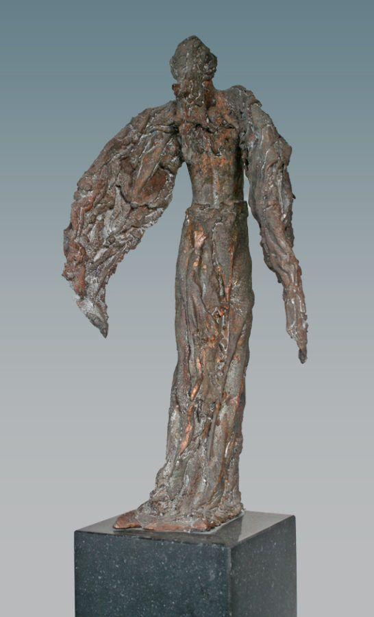 Bronzen Engelen Beelden.Bronzen Beelden Kieta Nuij Beeldhouwer Kieta Nuij Sculpture In