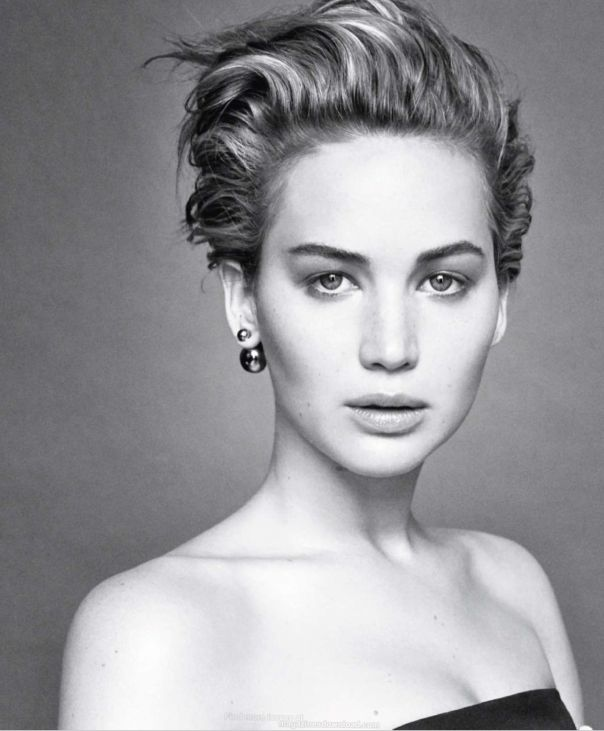 Jennifer Lawrence by Patrick Demarchelier