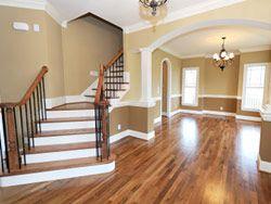 bruce hardwood flooring room scene