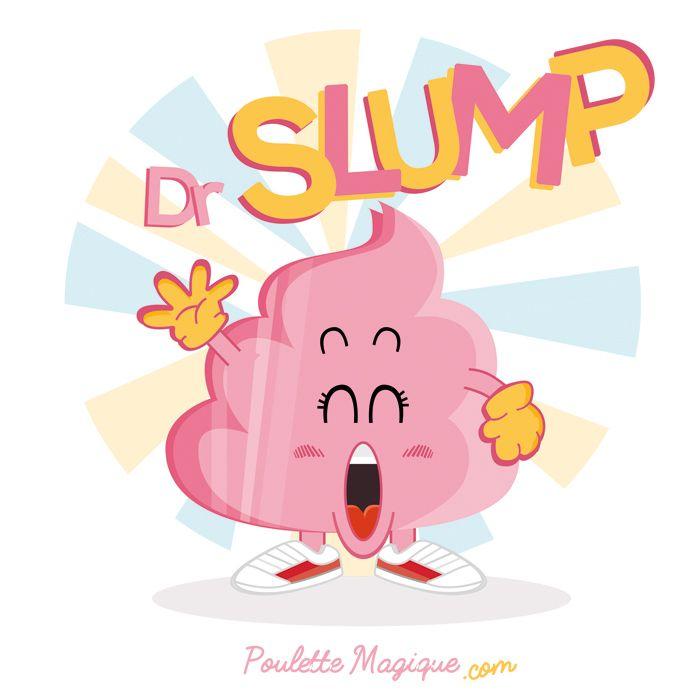 Fond d'écran Dr Slump ! – Poulette Magique