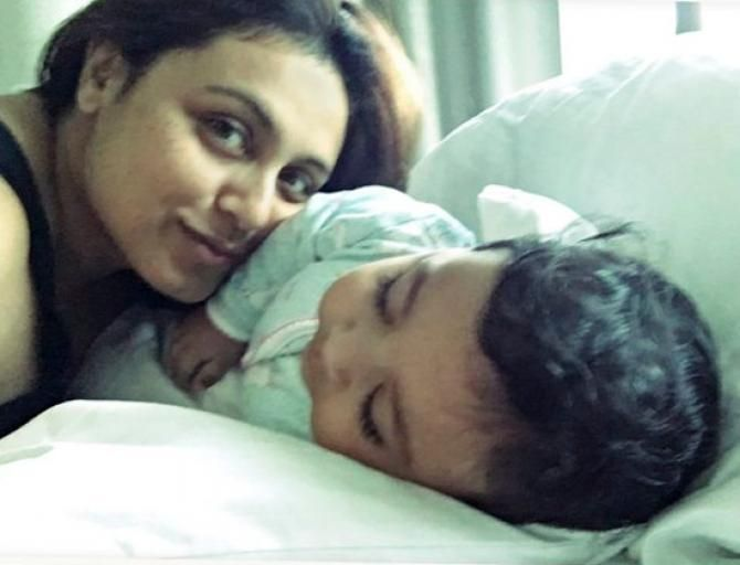 Adira Changed Me Overnight: Rani Mukerji Talks About Motherhood, Aditya Chopra And Her Comeback