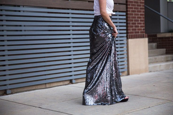 sequin maxi this is what my summer will be allllll