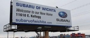 A Subaru dealership in Kansas has seen union protesters camp out on the grounds of their business, setting up signs to air their grievances and possibly deter customers from shopping for vehicles there. So what did Subaru of Wichita do…