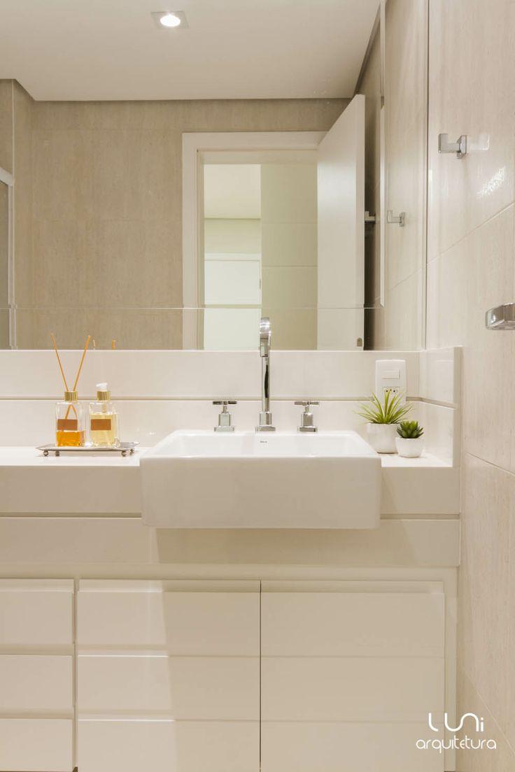 Apartamento Campo Belo / Luni Arquitetura #bathroom