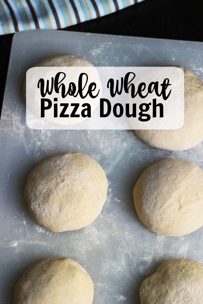 pizza dough how to make pizza dough pizza dough yummly whole wheat ...