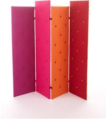 Love This Gorgeous Screen/room Divider   So Funky And Bright! Part 38
