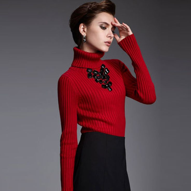 red,sweaters,for,women