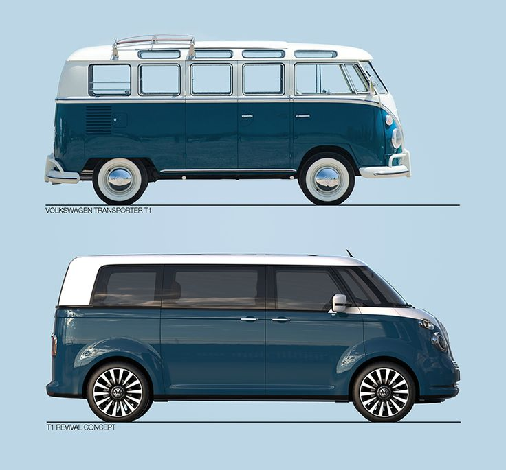 Early Volkswagen buses are kind of a big deal. The older they get, the