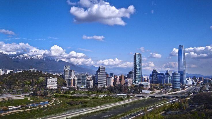 SANTIAGO | COSTANERA CENTER | 300m | 165m | 160m | 105m | Avances - Page 1127 - SkyscraperCity
