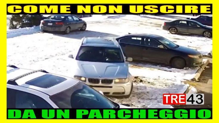 Autista Imbranato_Come Non uscire Da Un Parcheggio