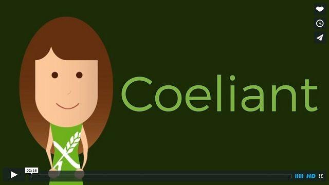 Filmpje: coeliant, app om restaurant te vinden.