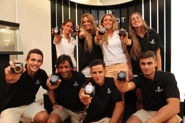 Hublot - Official timekeeper and sponsor of the Gold Cup in the XLII Sotogrande polo tournament