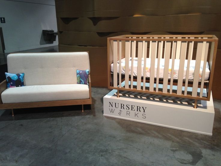 This Nursery Works Novella crib ($1,000) is certainly expensive, but consider the investment: the brass-foo...