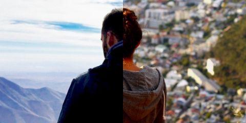 Fotografia de relacionamento de longa distância