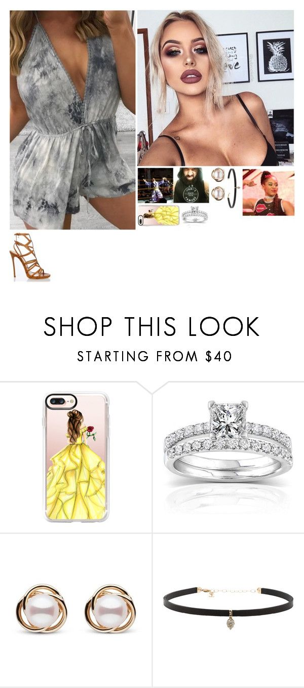 """💋Brianna 💋-NXT Milwaukee"" by banks-on-it ❤ liked on Polyvore featuring Casetify, Annello, Trilogy, Carbon & Hyde and Dsquared2"