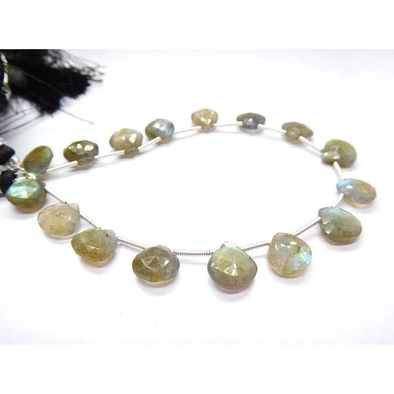 Gemstone beads for jewelry making 15Gm/16Beads Labradorite https://www.etsy.com/listing/567889924/gemstone-beads-for-jewelry-making?ref=shop_home_active_4&utm_campaign=crowdfire&utm_content=crowdfire&utm_medium=social&utm_source=pinterest