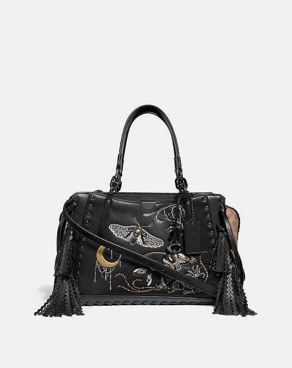 Coach Dreamer in Signature Canvas With Tattoo 1f3516d4596f6