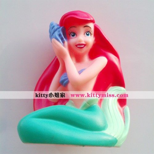 Ariel little mermaid figure diy bling phone deco  | chriszcoolstuff - Craft Supplies on ArtFire