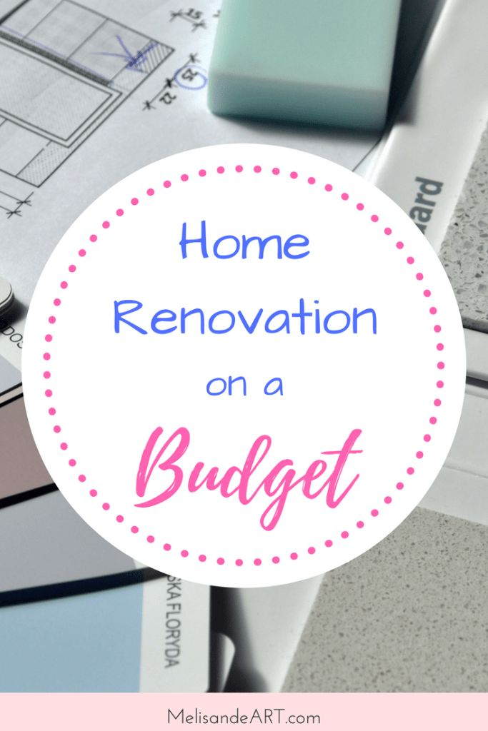 1252 best Home Renovation DIY images on Pinterest - house renovation budget spreadsheet