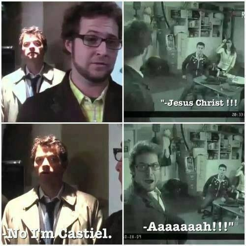 Supernatural funny moments