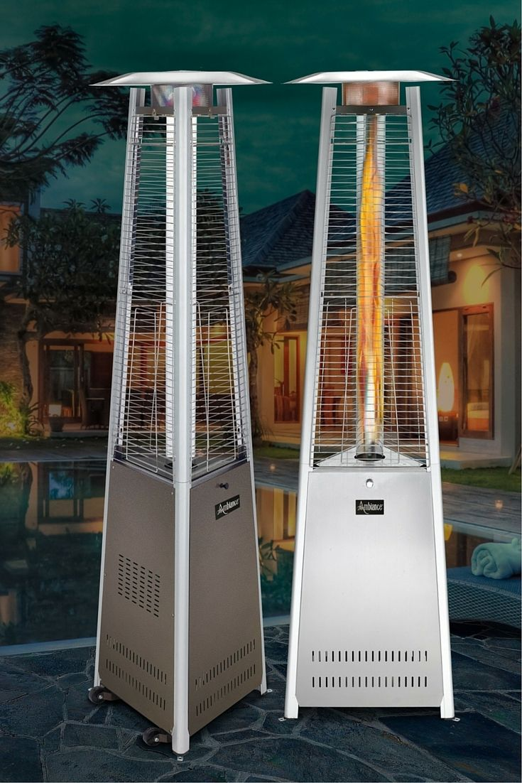 more ideas ambiance pc14ab portable decorative propane patio heater - Patio Heating Ideas