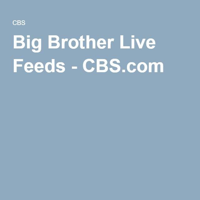 Big Brother Live Feeds - CBS.com