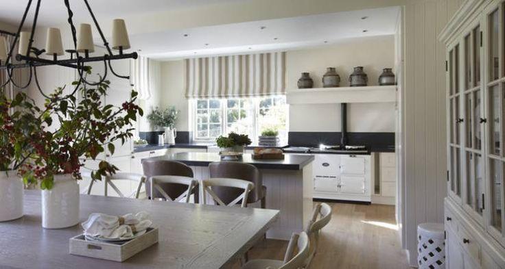 landhausstil Küche von Helen Green Design
