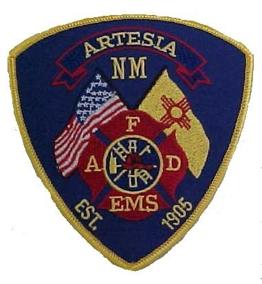 Artesia Fd In New Mexico Fire Patches Pinterest Fire