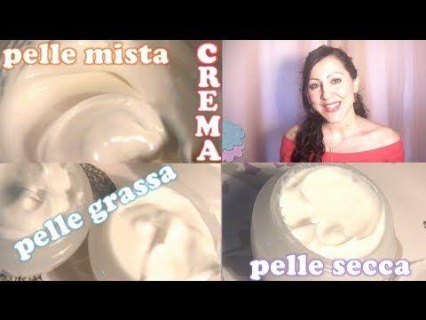 La mia CREMA VISO Base trucco Fatta in Casa ☆ in TRE VERSIONI !!! ☆ - Ca...