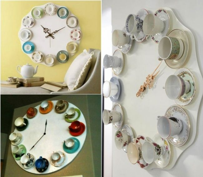 25 ingeniously creative ways to give new life to old kitchen utensils