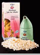 Himalayan Sea Salt Inhaler and Sinus Conditions - Himalayan Salt Shaker