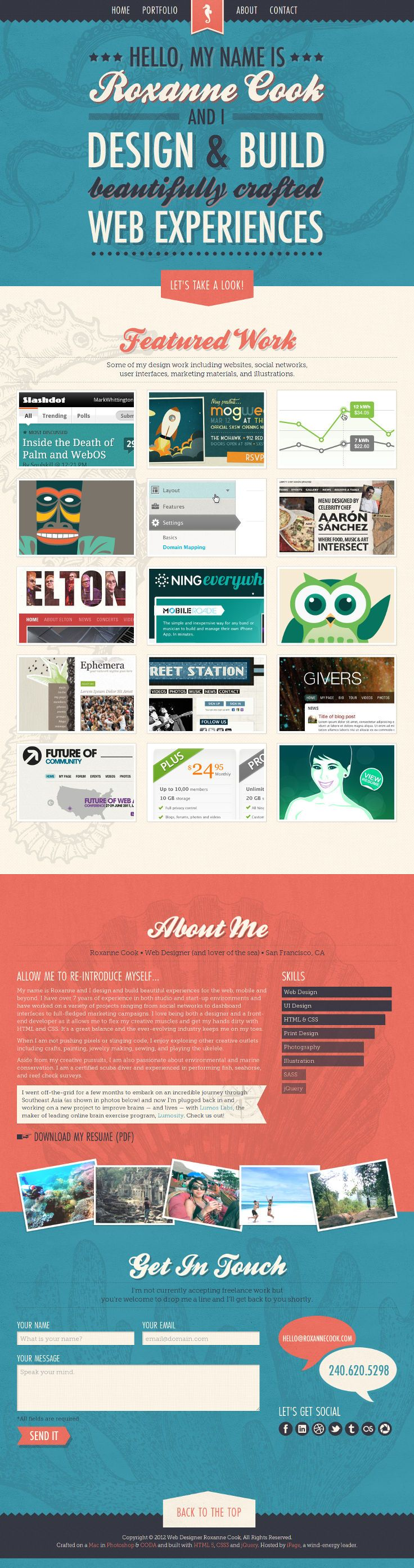 best images about portfolio cv inspiratie want to have your own unique web portfolio go to