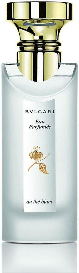 Bvlgari Eau Parfumée Au Thé Blanc Eau de Cologne Spray, 1.33 oz