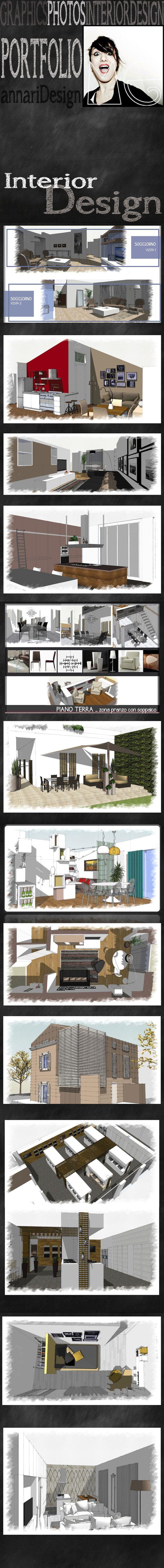 fifteen Interior design Graphic design