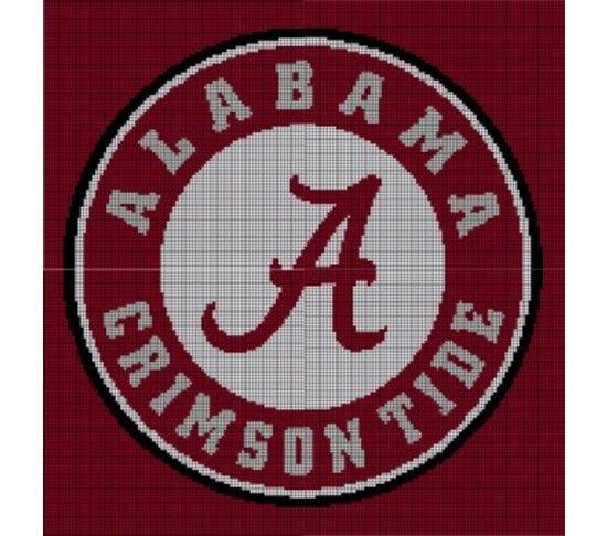 Crochet Patterns Alabama Football : football roll tide patterns crochet elephants crochet patterns big al ...