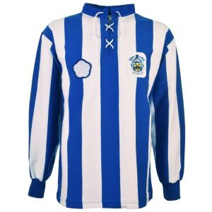 Huddersfield Town 1922 FA Cup Final Retro Football Shirt