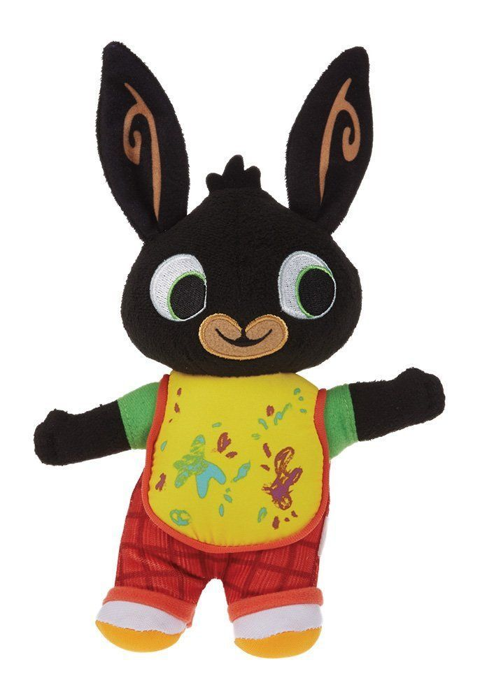 Fisher-Price DLB05 Malujący Królik Bing 18 cm | Zabawki, Gry \ Lalki i maskotki 2 lata 3-4 lata 5-7 lat