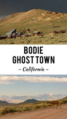 Exploring the ghost town of Bodie California, a pretty cool place.