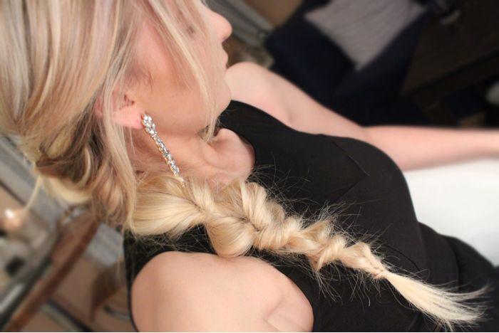 22 flätade frisyrer. tutorials