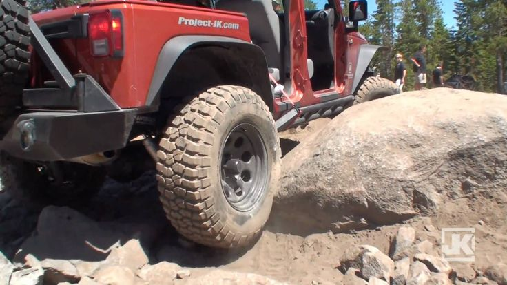 RUBICON : A Legendary Jeep Trail & Off-Road Adventure - Part 1 of 3 Just having fun