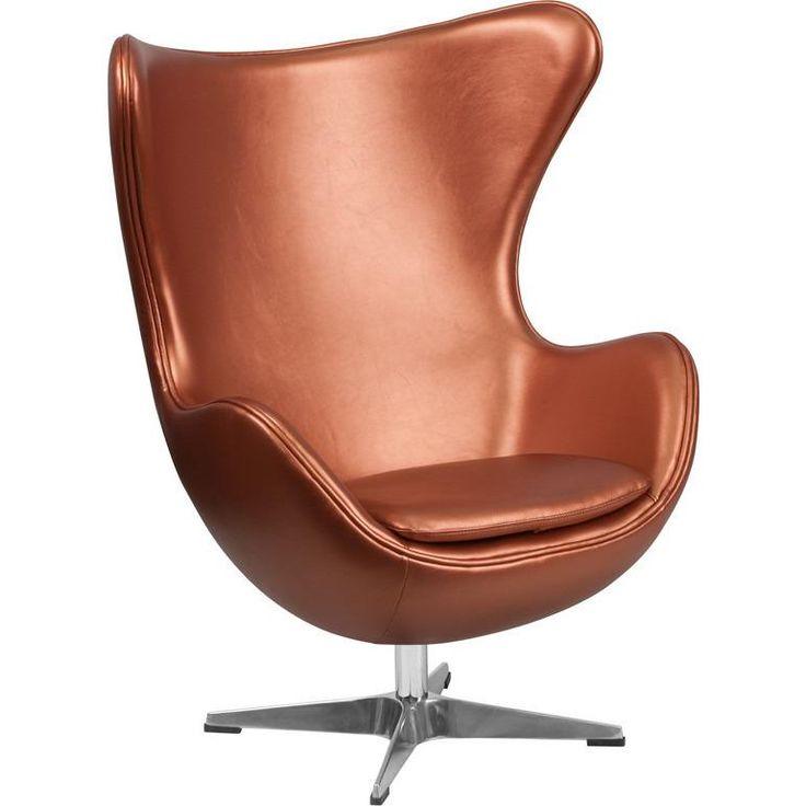 arne jacobsen egg chair dimensions