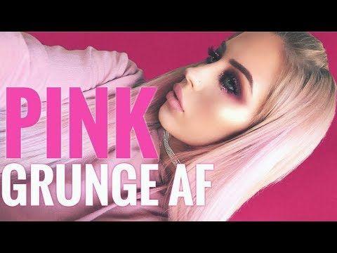 TARTEIST PRO PALETTE PINK GRUNGE | FESTIVAL MAKEUP TUTORIAL | KASEY RAYTON http://makeup-project.ru/2017/10/02/tarteist-pro-palette-pink-grunge-festival-makeup-tutorial-kasey-rayton/