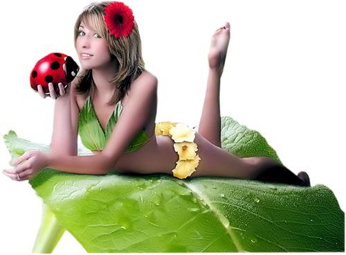 nő katica bogárral.png