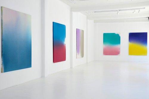 """Exhibition view """"Mario Milizia"""", solo show, Marsélleria, Milan"""