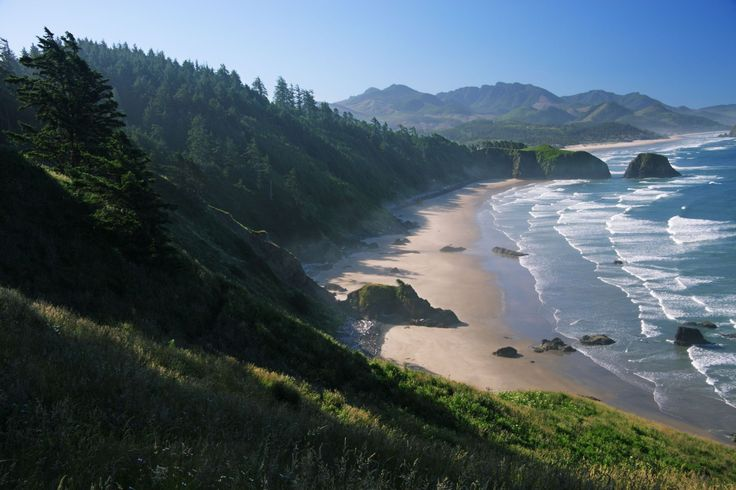 Oregon - no other coastline like it.  Miss it so much!