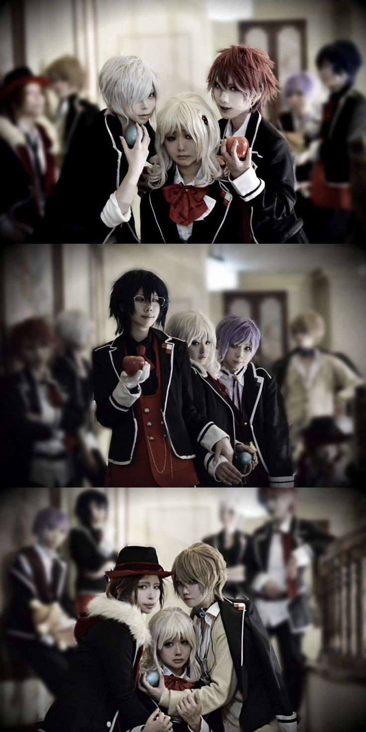 DIABOLIK LOVERS - R Shu Sakamaki Cosplay Photo - Cure WorldCosplay